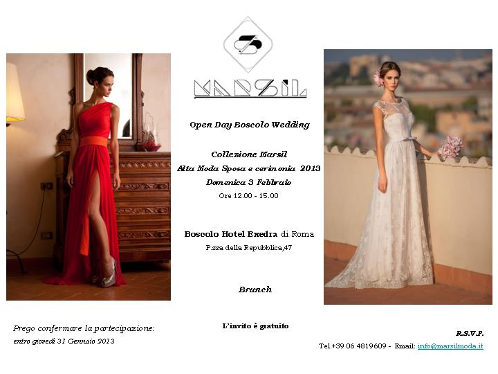 Marsil - Abiti sposa Roma - LeMieNozze.it 5bcff35cdba