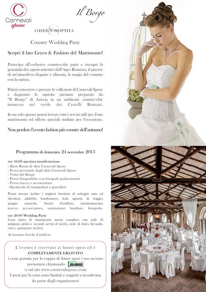 Matrimonio Country Chic Castelli Romani : Il borgo ariccia matrimonio castelli romani lemienozze